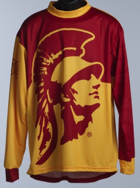 USC Trojans Mountain Bike Jersey