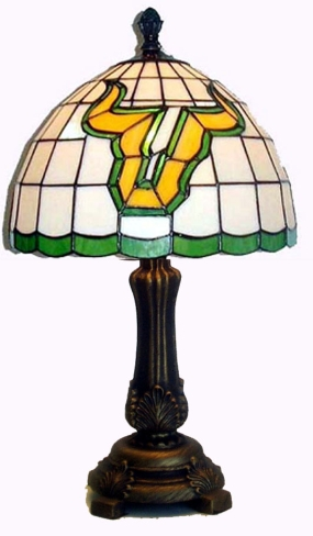 South Florida Bulls Accent Lamp