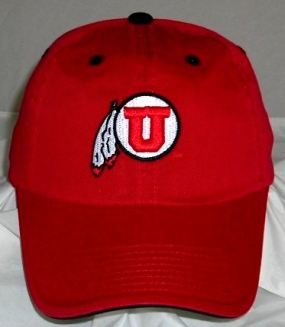 Utah Utes Adjustable Crew Hat