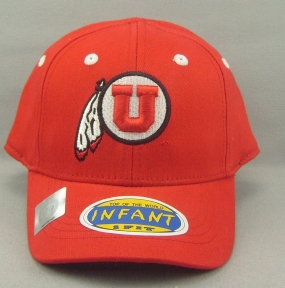 Utah Utes Infant One Fit Hat