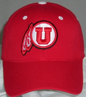 Utah Utes Team Color One Fit Hat
