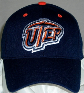 UTEP Miners Team Color One Fit Hat