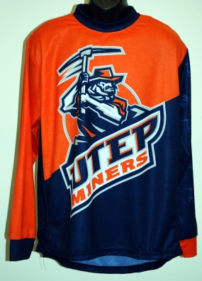 UTEP Miners Mountain Bike Jersey