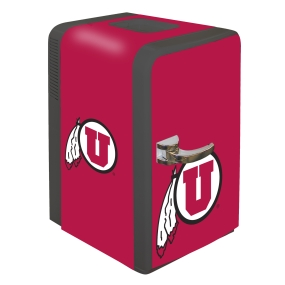 Utah Utes Portable Party Refrigerator