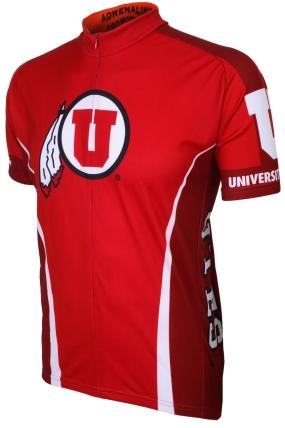 Utah Utes Cycling Jersey