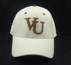 Valparaiso Crusaders White One Fit Hat