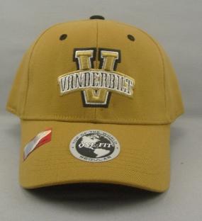Vanderbilt Commodores Team Color One Fit Hat