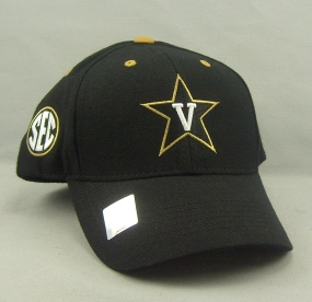 Vanderbilt Commodores Adjustable Hat