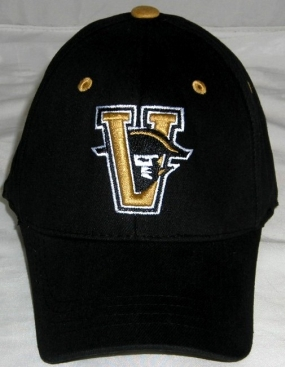 Vanderbilt Commodores Youth Team Color One Fit Hat
