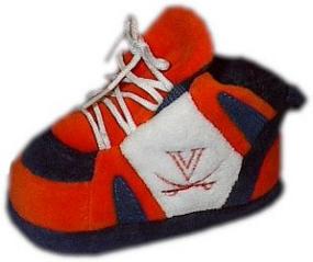 Virginia Cavaliers Baby Slippers