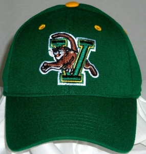 Vermont Catamounts Team Color One Fit Hat