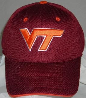 Virginia Tech Hokies Elite One Fit Hat