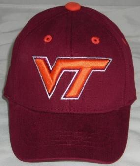 Virginia Tech Hokies Infant One Fit Hat