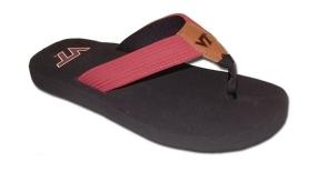 Virginia Tech Hokies Flip Flop Sandals