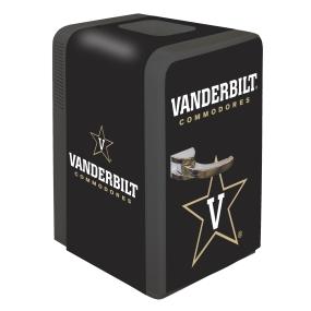 Vanderbilt Commodores Portable Party Refrigerator