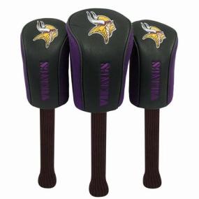 Minnesota Vikings Mesh Barrel Headcovers