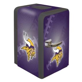 Minnesota Vikings Portable Party Refrigerator