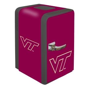 Virginia Tech Hokies Portable Party Refrigerator