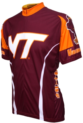 Virginia Tech Hokies Cycling Jersey