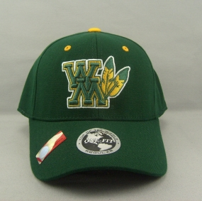 William and Mary Tribe Team Color One Fit Hat