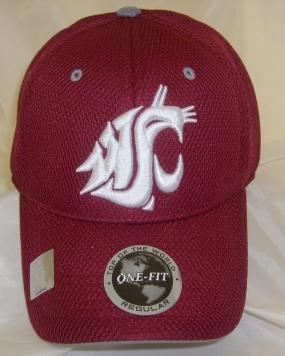 Washington State Cougars Elite One Fit Hat