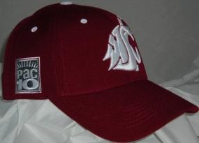 Washington State Cougars Adjustable Hat