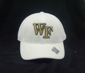 Wake Forest Demon Deacons White Elite One Fit Hat