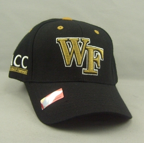 Wake Forest Demon Deacons Adjustable Hat