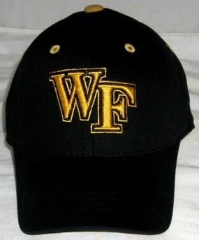 Wake Forest Demon Deacons Youth Team Color One Fit Hat