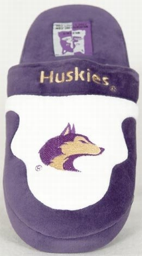Washington Huskies Slippers