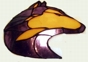 Washington Huskies Suncatcher