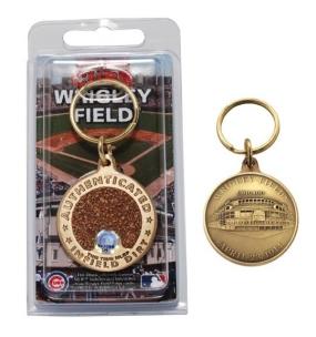 Wrigley Field Bronze Infield Dirt Keychain