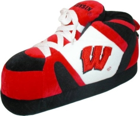 Wisconsin Badgers Boot Slippers