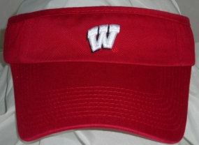 Wisconsin Badgers Visor