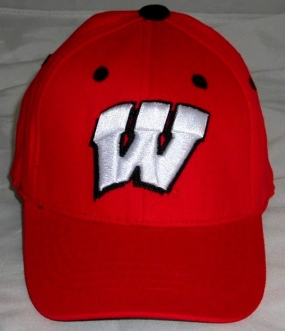 Wisconsin Badgers Infant One Fit Hat