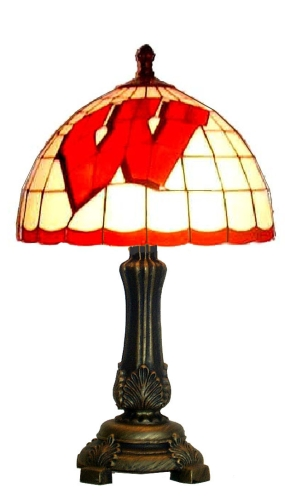 Wisconsin Badgers Accent Lamp