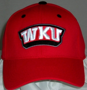 Western Kentucky Hilltoppers Team Color One Fit Hat