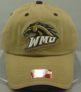 Western Michigan Broncos Adjustable Crew Hat