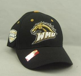 Western Michigan Broncos Adjustable Hat