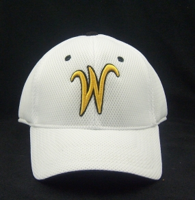 Wichita State Shockers White Elite One Fit Hat