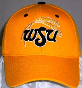 Wichita State Shockers Team Color One Fit Hat