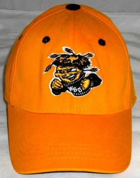 Wichita State Shockers Youth Team Color One Fit Hat
