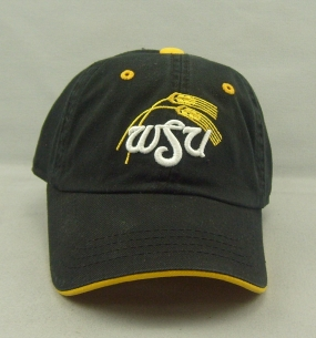 Wichita State Shockers Youth Crew Adjustable Hat