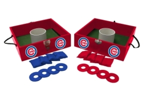 Chicago Cubs Washer Toss