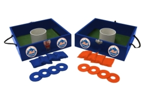 New York Mets Washer Toss