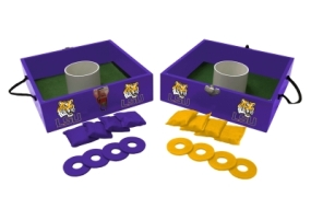 LSU Tigers Washer Toss