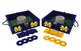 Michigan Wolverines Washer Toss