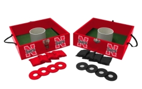 Nebraska Cornhuskers Washer Toss