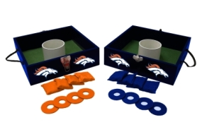 Denver Broncos Washer Toss