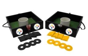 Pittsburgh Steelers Washer Toss